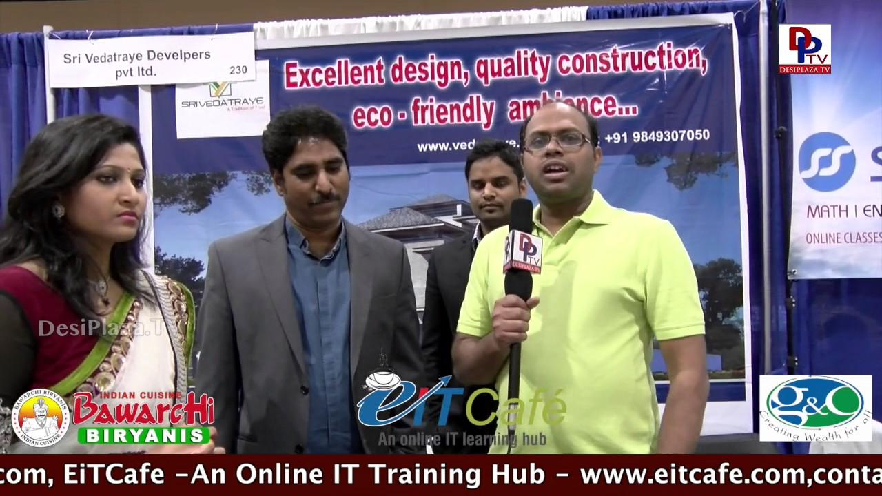 Sri Vedatraye Developers Pvt Ltd @ NATS Conference - Chicago