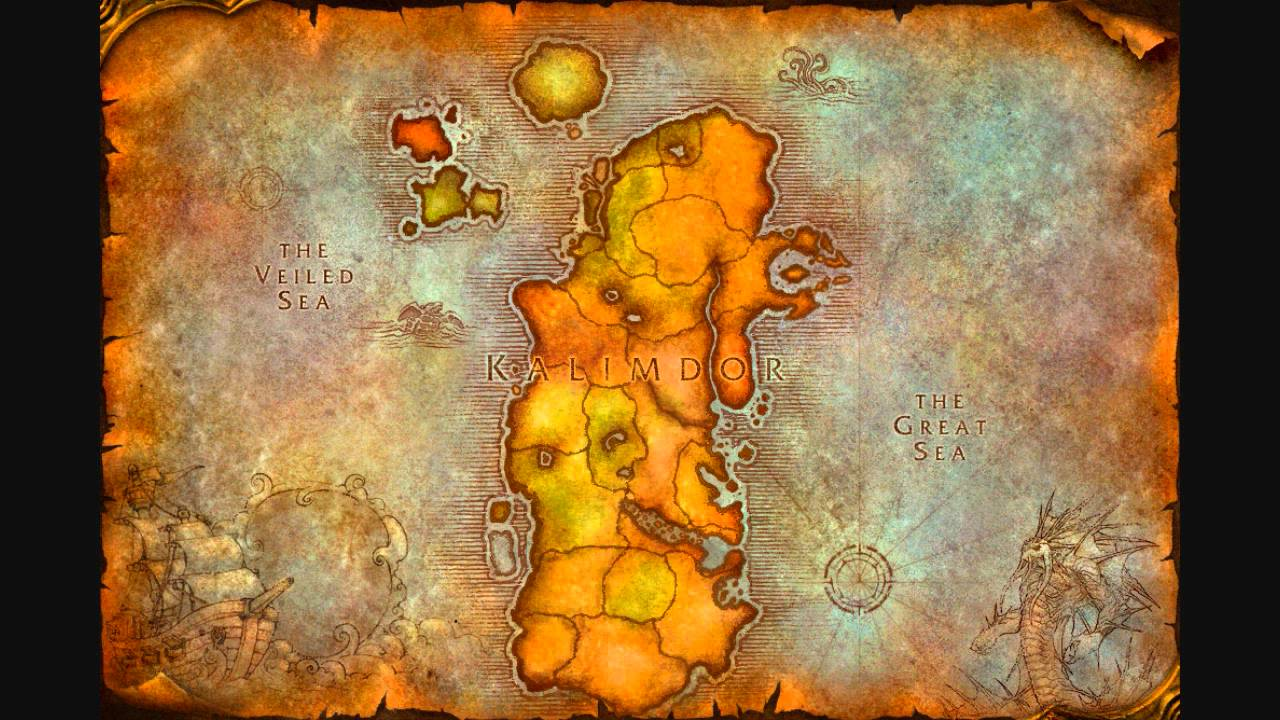Cataclysm the new world of warcraft world map youtube cataclysm the new world of warcraft world map gumiabroncs Choice Image