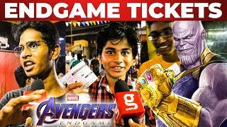 Avengers Endgame Tickets Sale at Vetri Theatre | Fans Expectation