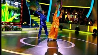 """Шоу """"Танцуй! Танцуй!"""" выпуск №3 (Жазира Искакова и Дмитрий Склифов,Т6)"""