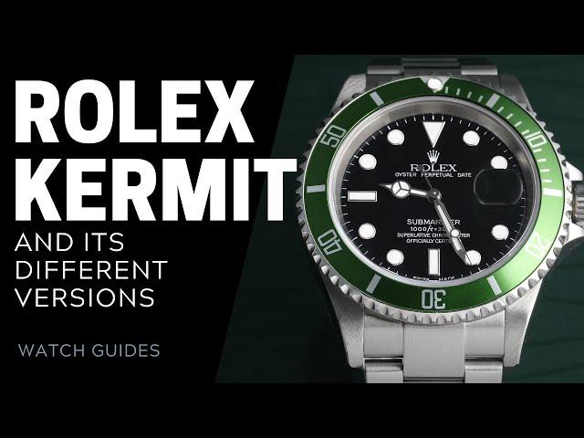 Rolex Kermit And Its Versions | SwissWatchExpo