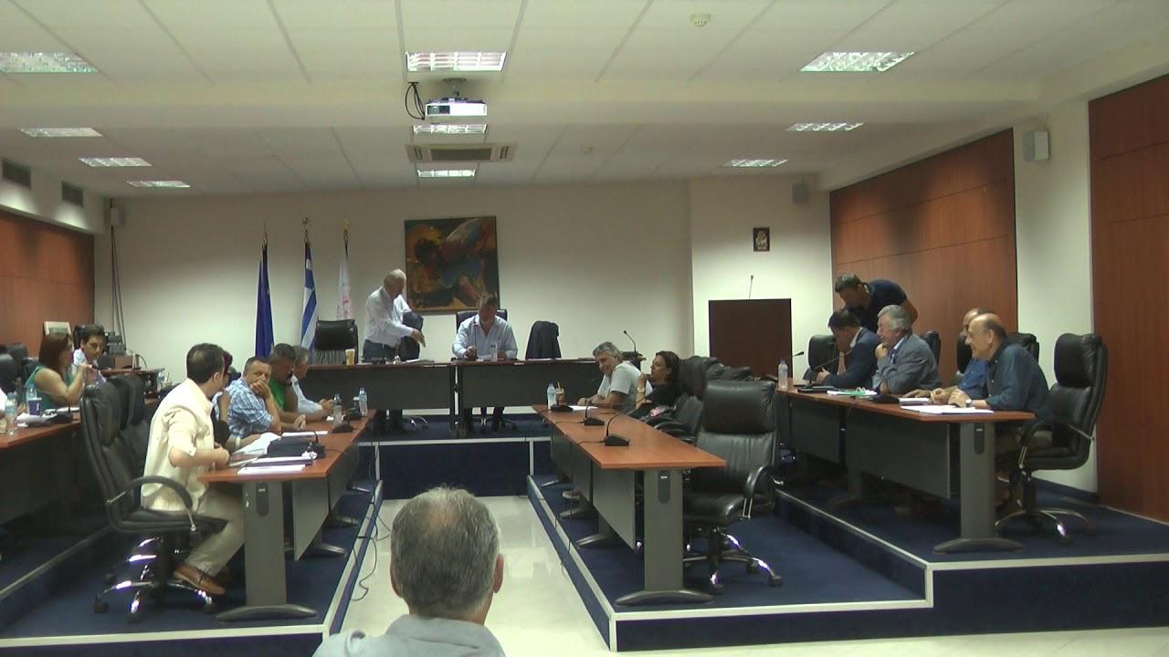 Ήγουμενίτσα: Ψηφίσματα του Δημοτικού Συμβουλίου Ηγουμενίτσας για το Ζάππειο Μέγαρο και το ΚΕΘΕΑ Ηπείρου