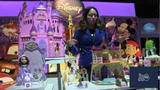Sofia The First - 2013 New York Toy Fair - The Toy Spy