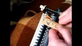 Урок 4. Учимся вязать на Ивушке - плотность вязания