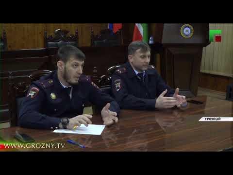 В Чечне пресекаются действия нарушителей ПДД, которые публикуют ролики в Интернете