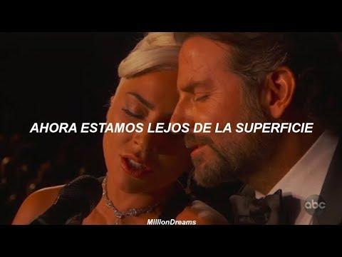 Lady Gaga & Bradley Cooper - Shallow // Oscars 2019 (español)