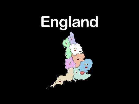 England Geography/England Country