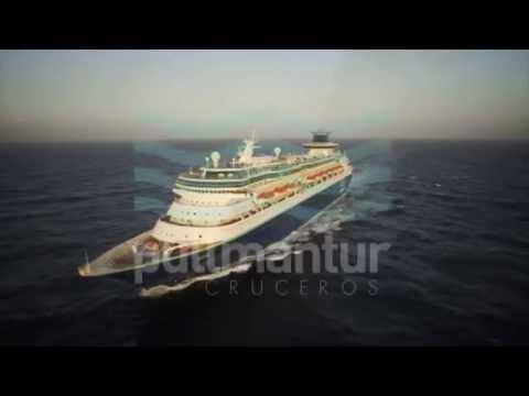 Paquetes turístico y viaje por Año Nuevo 2019 Crucero Legendario Pullmantur