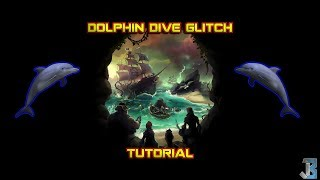 Sea of Thieves | Dolphin Dive Glitch Tutorial thumbnail