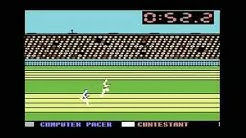 Commodore 64 - Epyx Summer Games (1984)