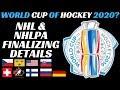 World Cup of Hockey 2020?