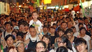 孩子問:誰還未覺醒(孤星淚、悲慘世界主題曲)(香港七一遊行)