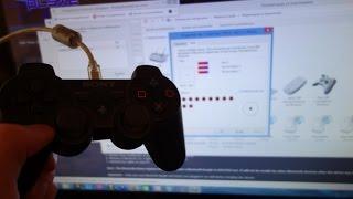 Tuto Brancher rapidement une manette PS3 sur PC