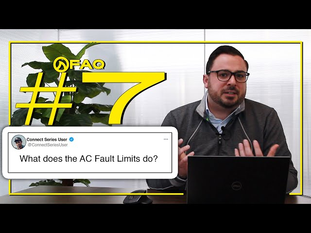 What Does The AC Fault Limits Do? | LEA Professional FAQ #7