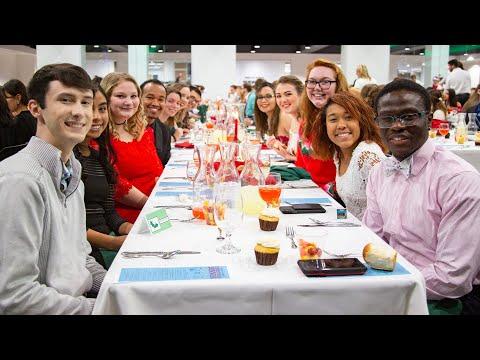 Christmas Dinner 2019 at Buena Vista University