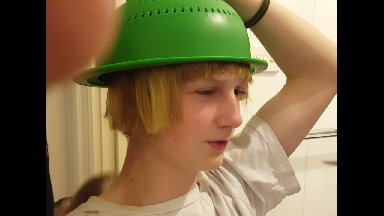 how to fix a bowl cut