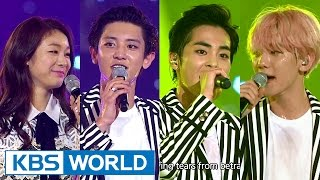 National Grand Chorus: I am Korea | 국민대합창 나는 대한민국 - The Big 4 performance (2015.08.28)