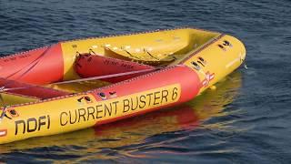 Olieforurening skal bekæmpes med oppustelig 'gummibåd'