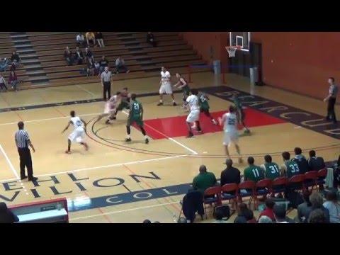 Diablo Valley vs  Santa Rosa Junior College Men's Basketball FULL GAME 2/5/16