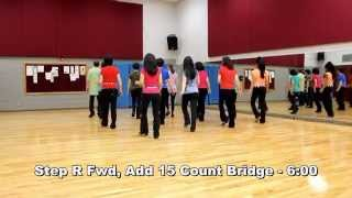 Ring My Bells - Line Dance (Dance & Teach in English & 中文)
