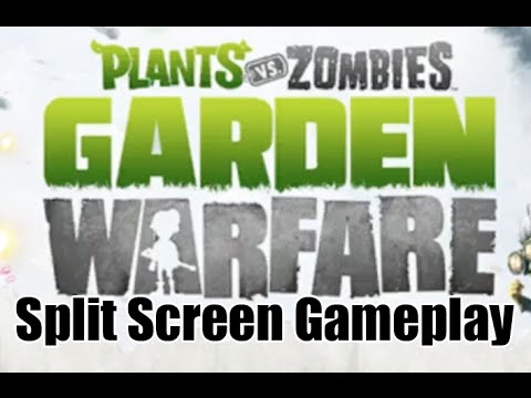 Full Download Usgamer Plants Vs Zombies Garden Warfare Hands On Split Screen Defense Tactics