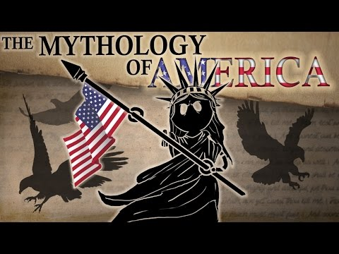 The Mythology of America — American Folk Heroes Series