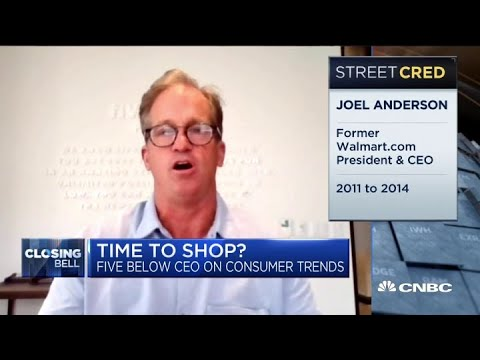 Five Below CEO Discusses Surge Of Demand