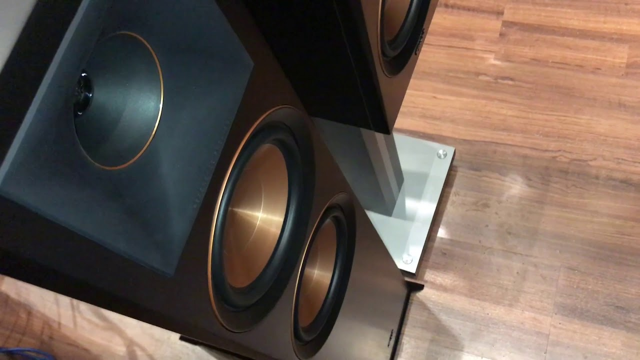 Klipsch Reference Premiere RP-6000F TEST Song Astronomia- tony igy