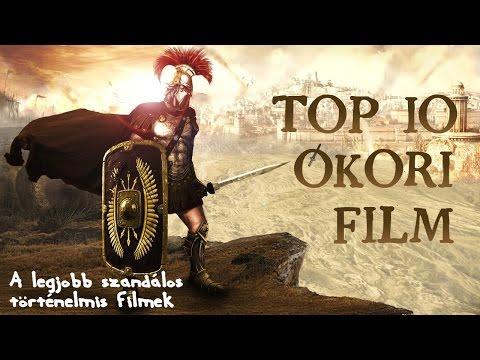 TOP 10 Ókori filmek - Legjobb szandálos, történelmi filmek videó letöltése