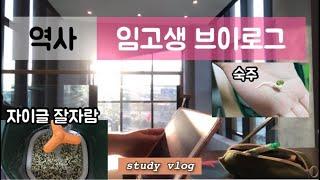 임고생브이로그 / 자이글 잘자람 리뷰 / 녹두 재배 /…
