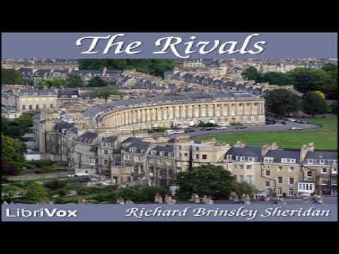 summary of the rivals by richard sheridan