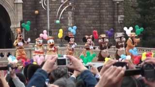 【TDL】東京ディズニーリゾート30周年 ザ・ハピネス・イヤー・オープニングセレモニー