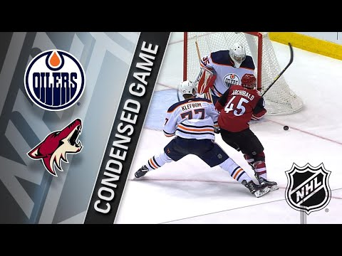 01/12/18 Condensed Game: Oilers @ Coyotes