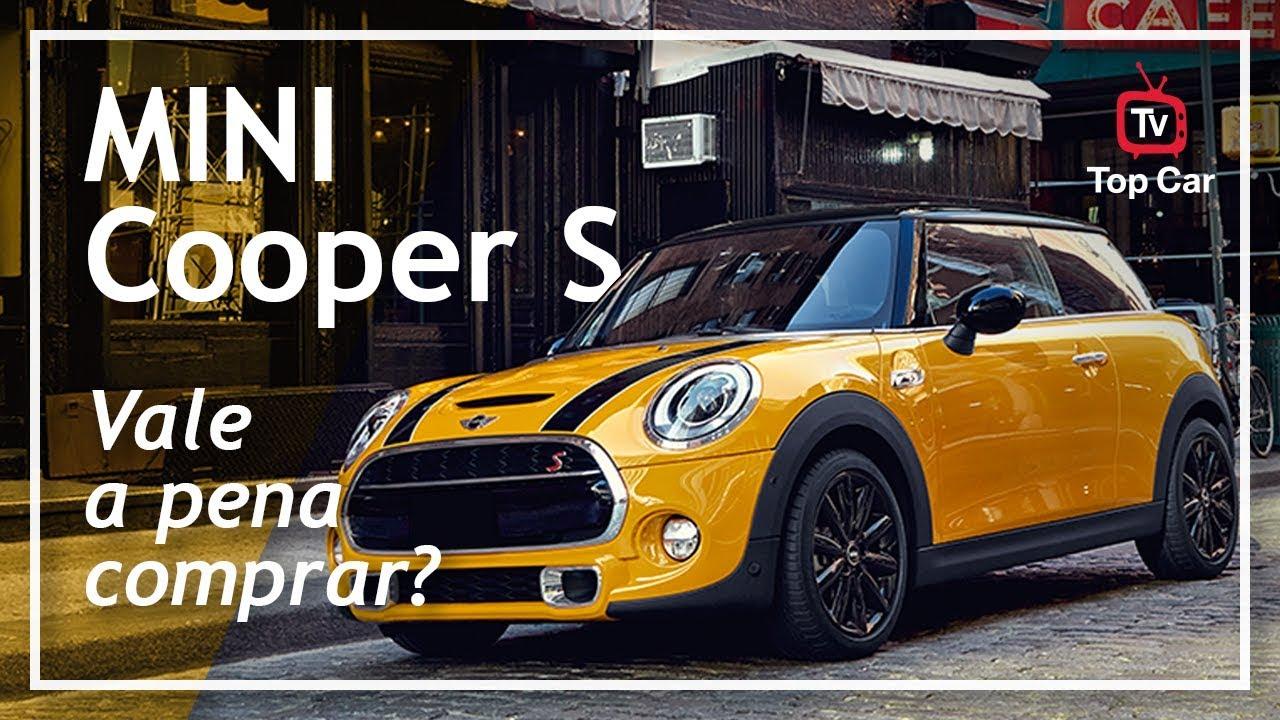 Avaliação MINI Copper S 2018 - Afinal, vale a pena comprar um MINI Cooper?