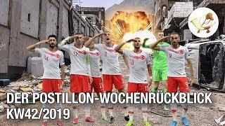 Der Postillon Wochenrückblick (14. – 20. Oktober 2019)