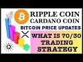 BITCOIN RIPPLE XRP ADA CARDANO COIN PRICE UPDATES BITCOIN BULL RUN HINDI