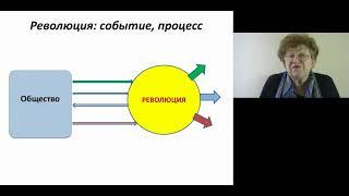 Особенности освещения вопросов Великой Российской революции на уроках истории