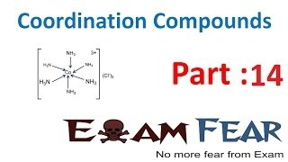 Chemistry Coordination Compounds part 14 (Valence bond theory numerical) CBSE class 12 XII