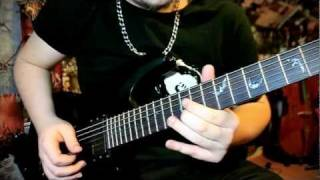 Just Like in the Movies (Scott Pilgrim The Game) Guitar Cover