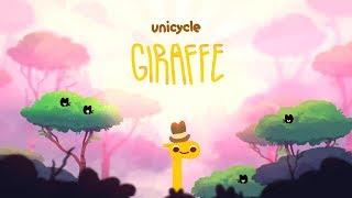 Unicycle Giraffe
