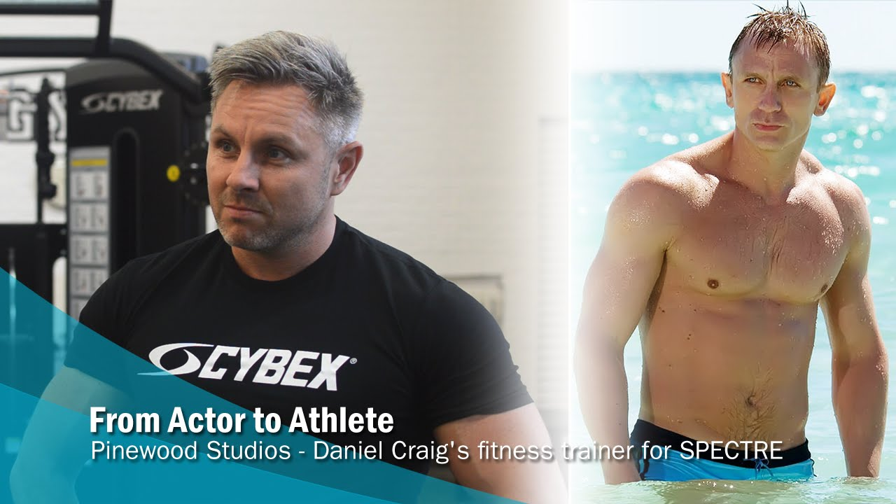 a256308638 From Actor to Athlete - Daniel Craig's fitness trainer - YouTube