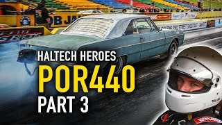 POR-440 Build Part 3 - A Valiant Effort