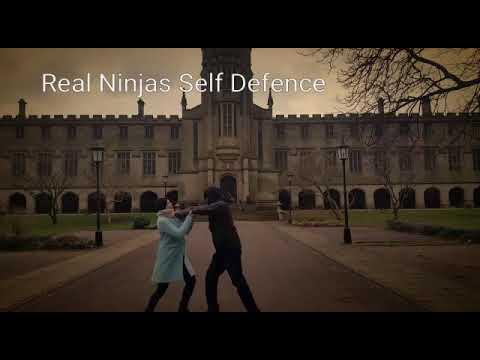 Real Ninjas Self Defence Workshops for Muslim Women