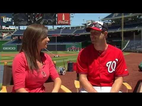 Scherzer and NBC4 Interview