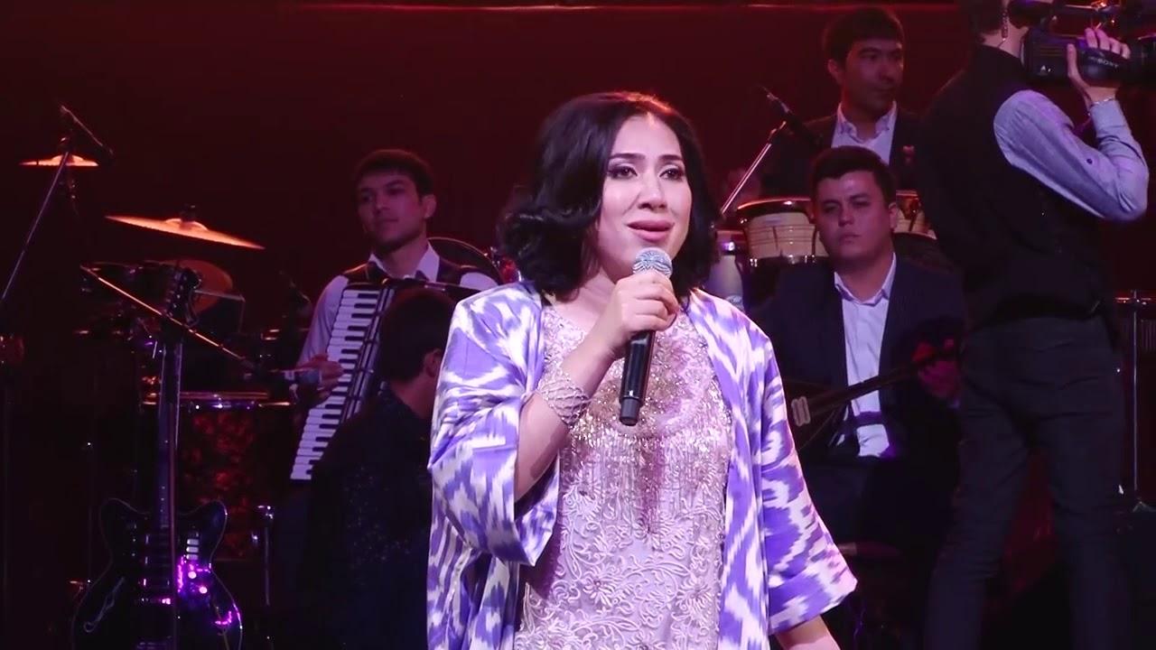 Dildora Niyozova - Shukrona (concert version 2016)
