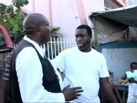 HAITI - Radio journalist fights gang violence