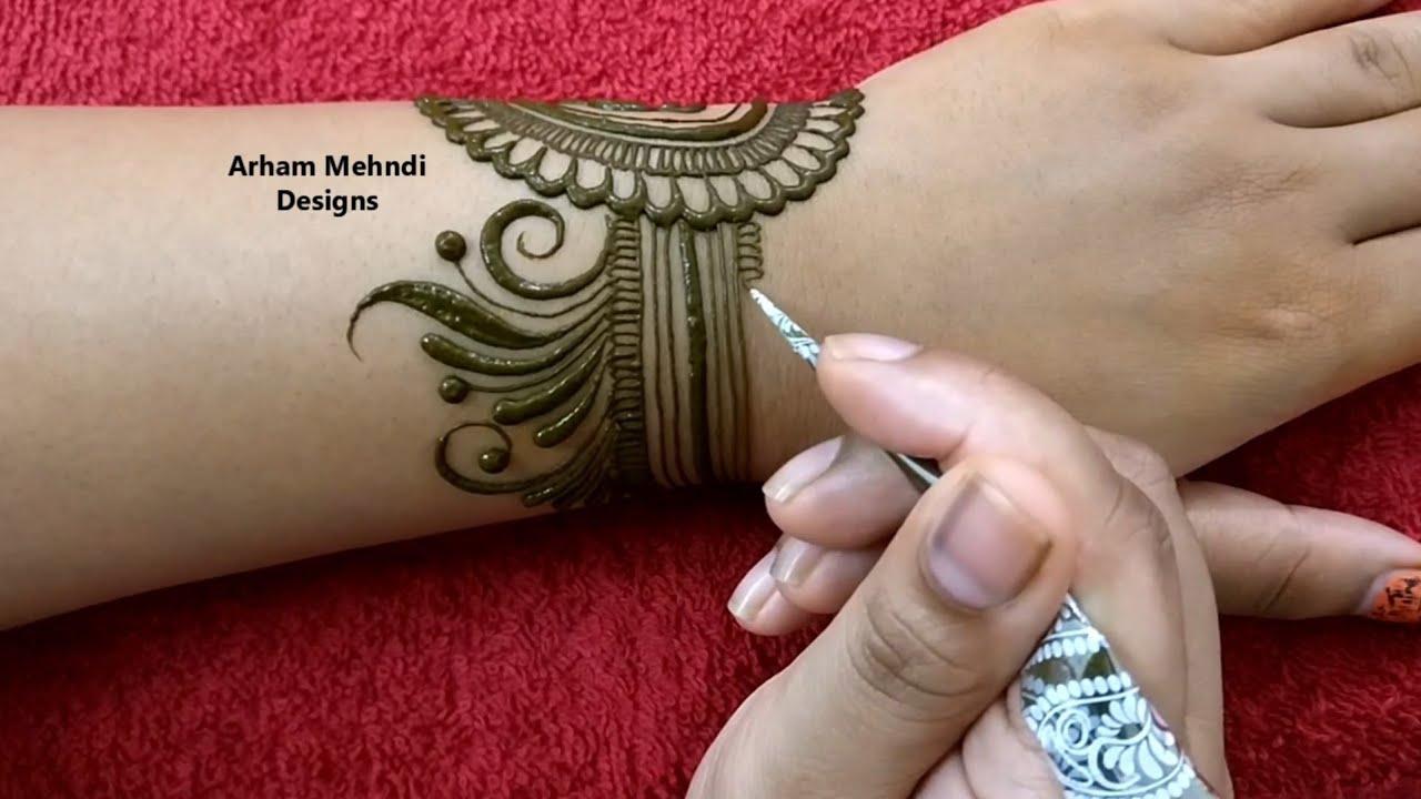 arabic beautiful arham mehndi arabic beautiful mehandi designs easy