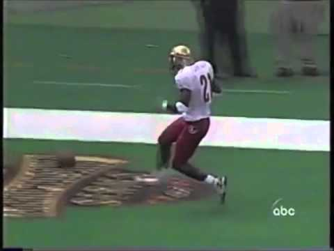 Anquan Boldin as FSU quarterback