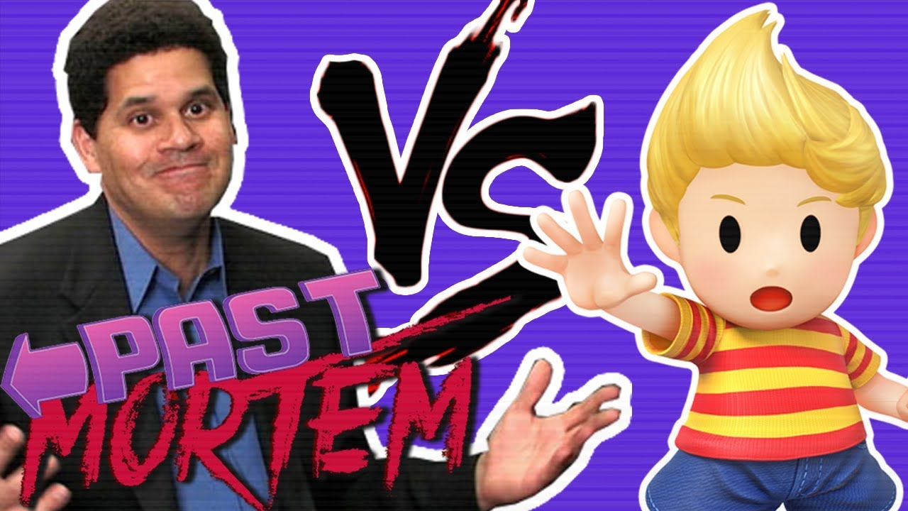 A Brief History of Reggie Not Announcing Mother 3 | Mini Mortem [SSFF]