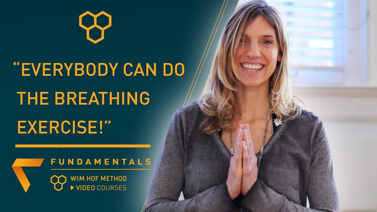"""""""Everybody can do the breathing exercise"""" 